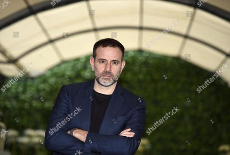 Italian Director Fausto Brizzi Poses For Photographs During the Photocall For the Movie 'Forever Young' in Rome Italy 03 March 2016 the Movie Will Be Released in Italian Theaters on 10 March Italy Rome