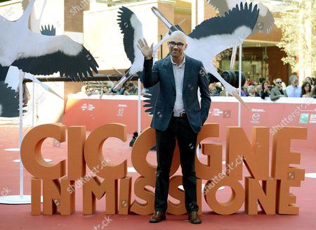 Editorial image of Italy Cinema - Oct 2016