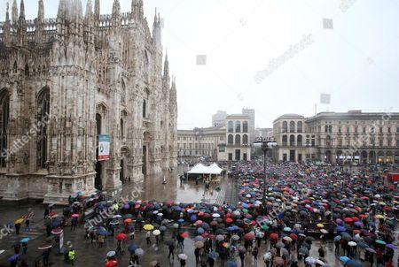 Editorial picture of Italy Literature Dario Fo Funeral - Oct 2016