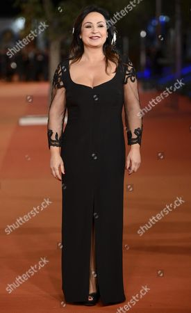 Italian Actress Maria Nazionale Arrives For the Premiere of '7 Minuti' (7 Minutes) at the 11th Annual Rome Film Festival in Rome Italy 21 October 2016 the Festival Runs From 13 to 23 October Italy Rome
