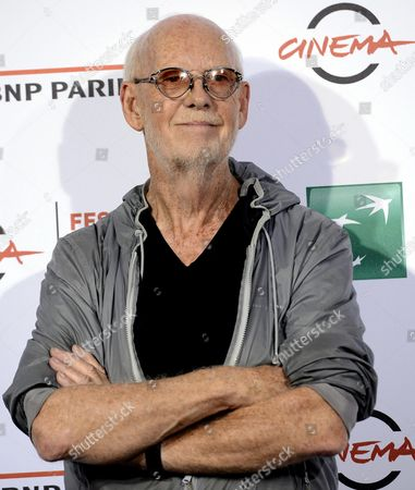 British Fillmmaker Mick Jackson Poses During the Photocall For the Movie 'Denial' at the 11th Annual Rome Film Festival in Rome Italy 17 October 2016 the Festival Runs From 13 to 23 October Italy Rome
