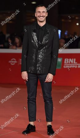 French Film Maker Sebastien Marnier Arrives For the Premiere of 'Irreprochable/faultless' at the 11th Annual Rome Film Festival in Rome Italy 17 October 2016 the Festival Runs From 13 to 23 October Italy Rome