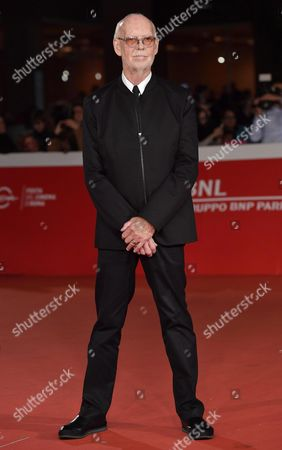British Film Maker Mick Jackson Arrives For the Premiere of 'Denial' at the 11th Annual Rome Film Festival in Rome Italy 17 October 2016 the Festival Runs From 13 to 23 October Italy Rome