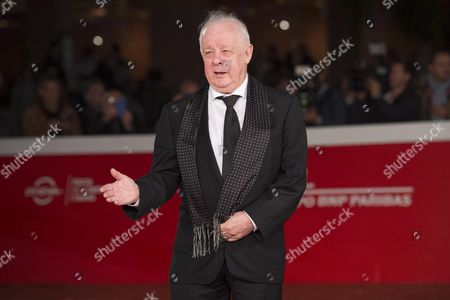 Irish Film Director Jim Sheridan Arrives For the Premiere of 'The Secret Scripture' at the 11th Annual Rome Film Festival in Rome Italy 18 October 2016 the Festival Running From 13 to 23 October Italy Rome