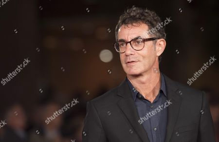 Italian Film Maker Francesco Patierno Arrives For the Premiere of 'Naples 44 (napoli '44)' at the 11th Annual Rome Film Festival in Rome Italy 18 October 2016 the Festival Running From 13 to 23 October Italy Rome