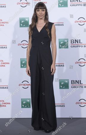 Italian Actress/cast Member Eva Grieco Poses During the Photocall For the Movie 'Sole Cuore Amore' at the 11th Annual Rome Film Festival in Rome Italy 15 October 2016 the Festival Runs From 13 to 23 October Italy Rome