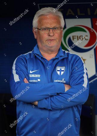 Editorial photo of Italy Soccer Friendly - Jun 2016