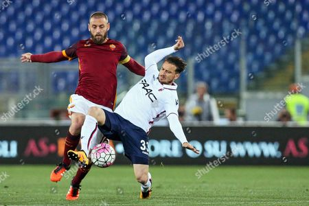 Editorial image of Italy Soccer Serie a - Apr 2016