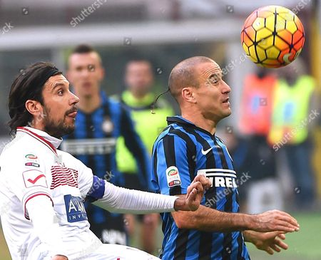 Editorial photo of Italy Soccer Serie a - Jan 2016