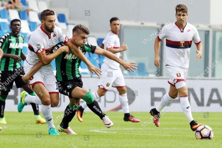 Editorial picture of Italy Soccer Serie a - Sep 2016