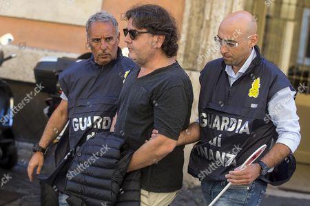 Editorial photo of Italy Tax Arrest Stefano Ricucci - Jul 2016
