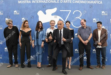 Editorial photo of Italy Venice Film Festival 2016 - Aug 2016