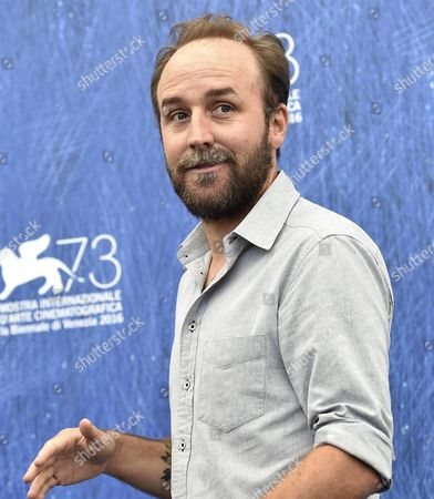 Us Director Derek Cianfrance Poses During a Photocall For 'The Light Between Oceans' at the 73rd Venice Film Festival in Venice Italy 01 September 2016 the Movie is Presented in the Official Competition 'Venezia 73' at the Festival Running From 31 August to 10 September Italy Venice