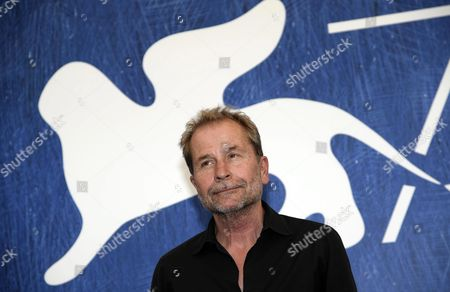 Austrian Director Ulrich Seidl Poses During a Photocall For 'Safari' at the 73rd Annual Venice International Film Festival in Venice Italy 03 September 2016 the Festival Runs From 31 August to 10 September Italy Venice