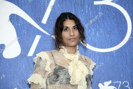 Italian Actress Ginevra De Carolis Poses During a Photocall For 'Il Piu' Grande Sogno' at the 73rd Annual Venice International Film Festival in Venice Italy 04 September 2016 the Festival Runs From 31 August to 10 September Italy Venice