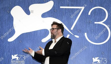 Dutch Film Director and Screenwriter Martin Koolhoven Poses During a Photocall For 'Brimstone' at the 73rd Annual Venice International Film Festival in Venice Italy 03 September 2016 the Festival Runs From 31 August to 10 September Italy Venice