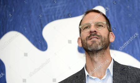 Us Film Writer Director and Producer Charlie Siskel Poses During a Photocall For 'American Anarchist' at the 73rd Annual Venice International Film Festival in Venice Italy 02 September 2016 the Festival Runs From 31 August to 10 September Italy Venice