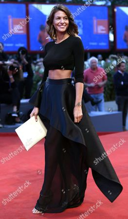 Italian Actress Pamela Camassa Arrives For the Premiere of 'The Bad Batch' at the 73rd Annual Venice International Film Festival in Venice Italy 06 September 2016 the Festival Runs From 31 August to 10 September Italy Venice