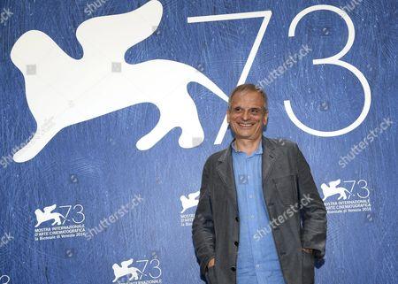 Editorial photo of Venice Film Festival, Italy - 08 Sep 2016