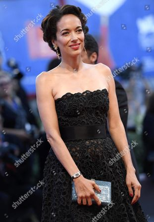 British Actress Carmen Chaplin Granddaughter of Filmmaker Charlie Chaplin Arrives For the Premiere of 'Jackie' at the 73rd Annual Venice International Film Festival in Venice Italy 07 September 2016 the Festival Runs From 31 August to 10 September Italy Venice