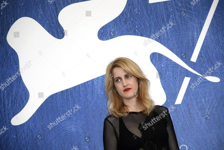 Belgian Director Fien Troch Poses During a Photocall For 'Home' at the 73rd Annual Venice International Film Festival in Venice Italy 03 September 2016 the Festival Runs From 31 August to 10 September Italy Venice