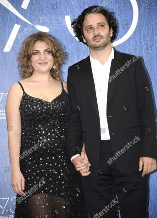 Argentinian Film Maker Gaston Solnicki (r) and Argentinian Actress Laila Maltz Poses During a Photocall For 'Kekszkallu' at the 73rd Annual Venice International Film Festival in Venice Italy 07 September 2016 the Festival Runs From 31 August to 10 September Italy Venice