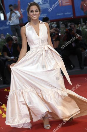 Italian Actress Blu Yoshimi Arrives For the Premiere of 'Piuma' at the 73rd Annual Venice International Film Festival in Venice Italy 05 September 2016 the Festival Runs From 31 August to 10 September Italy Venice
