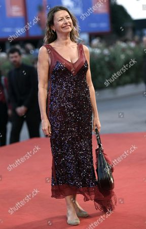 Editorial picture of Venice Film Festival, Italy - 08 Sep 2016