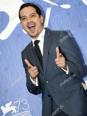 Filipino Actor John Lloyd Cruz Poses During a Photocall For 'Ang Babaeng Humayo' (the Woman who Left) at the 73rd Annual Venice International Film Festival in Venice Italy 09 September 2016 the Festival Runs From 31 August to 10 September Italy Venice