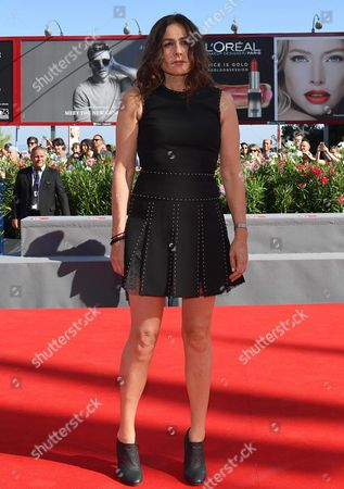 Austrian Actress Sophie Semin Arrives on the Red Carpet For the Premiere of 'Les Beaux Jours D'aranjuez' at the 73rd Annual Venice International Film Festival in Venice Italy 01 September 2016 the Movie is Presented in the Official Competition 'Venezia 73' at the Festival Running From 31 August to 10 September Italy Venice