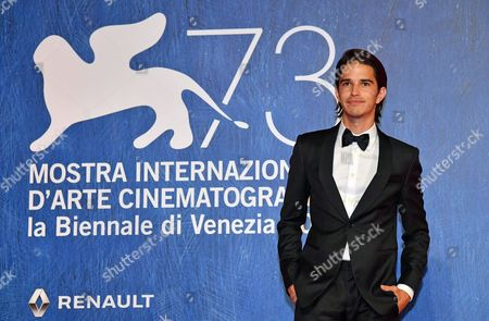 Editorial image of Italy Venice Film Festival 2016 - Sep 2016