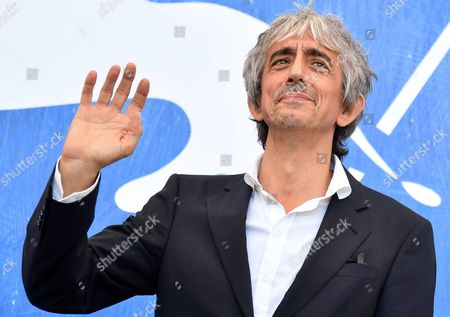 Italian Actor Sergio Rubini Poses During a Photocall For 'Questi Giorni' at the 73rd Annual Venice International Film Festival in Venice Italy 08 September 2016 the Festival Runs From 31 August to 10 September Italy Venice