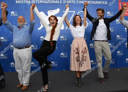 Editorial picture of Italy Venice Film Festival 2016 - Sep 2016