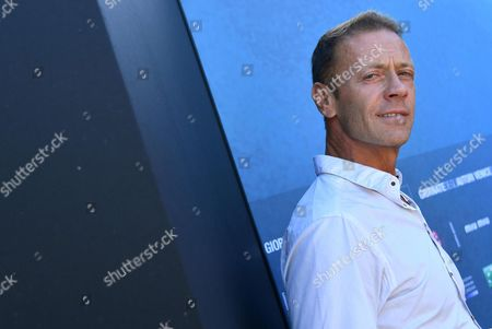 Italian Actor Rocco Siffredi Poses During a Photocall For 'Rocco' at the 73rd Annual Venice International Film Festival in Venice Italy 05 September 2016 the Documentary Film is Presented in the 'Venice Days - Special Events' Section at the Festival Running From 31 August to 10 September Italy Venice