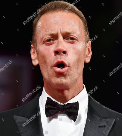 Italian Actor Rocco Siffredi Arrives For the Premiere of 'Rocco' at the 73rd Annual Venice International Film Festival in Venice Italy 05 September 2016 the Festival Runs From 31 August to 10 September Italy Venice