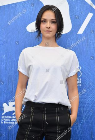 Italian Actress Marta Gastini Poses During a Photocall For 'Questi Giorni' at the 73rd Annual Venice International Film Festival in Venice Italy 08 September 2016 the Festival Runs From 31 August to 10 September Italy Venice