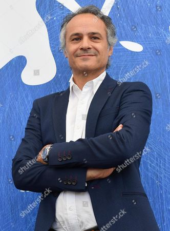 Iranian Director Parviz Shahbazi Poses During a Photocall For 'Malaria' at the 73rd Annual Venice International Film Festival in Venice Italy 09 September 2016 the Festival Runs From 31 August to 10 September Italy Venice