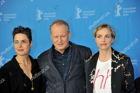 Stellan Skarsgard ; Nina Hoss ; Susanne Wolff