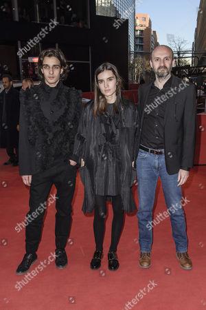 Tomas Gomes and Clara Jost, Joao Pedro Vaz