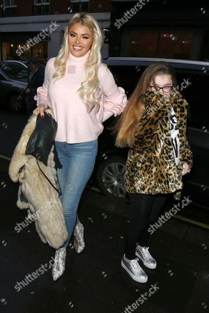 Stock Picture of Chloe Sims and Madison Sims