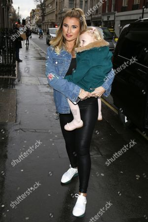 Stock Picture of Billie Faiers, Nelly Samantha Shepherd
