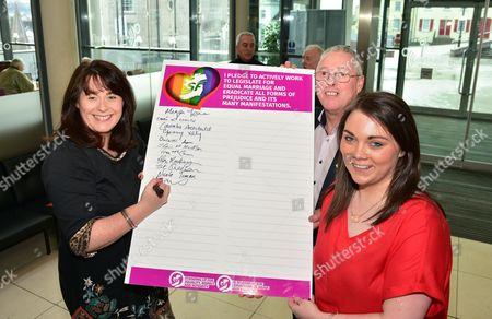 Editorial photo of Sinn Féin Party launch Manifesto, Armagh, Northern Ireland - 15 Feb 2017