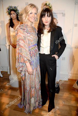 Savannah Miller and Irina Lazareanu