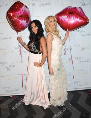 Andraya Smith, Stephanie Pratt