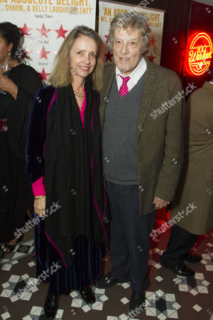 Sabrina Guinness and Tom Stoppard (Author)