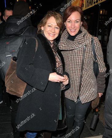 Lindsey Coulson and Tanya Franks