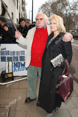 Ken Russell and wife Lisi Tribble