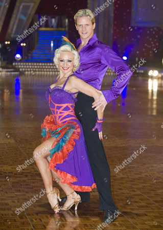 Kristina Rihanoff and Matthew Cutler