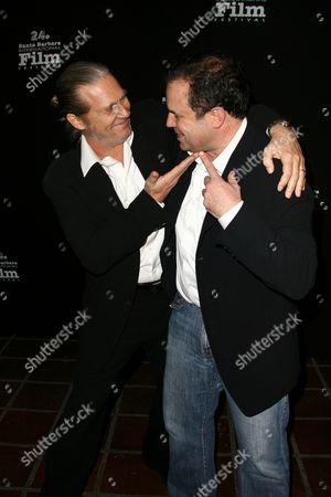Jeff Bridges and Rod Lurie