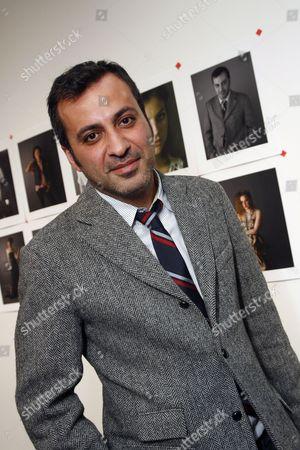 MILK Gallery owner Mazdack Rassi